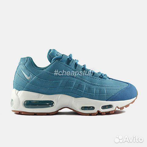 2fd39f67 Кроссовки Nike Air Max 95 Wmn Blue купить в Санкт-Петербурге на ...