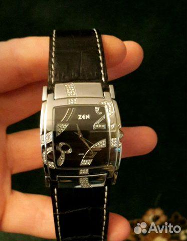 Zen diamond мужские часы 7612-sh