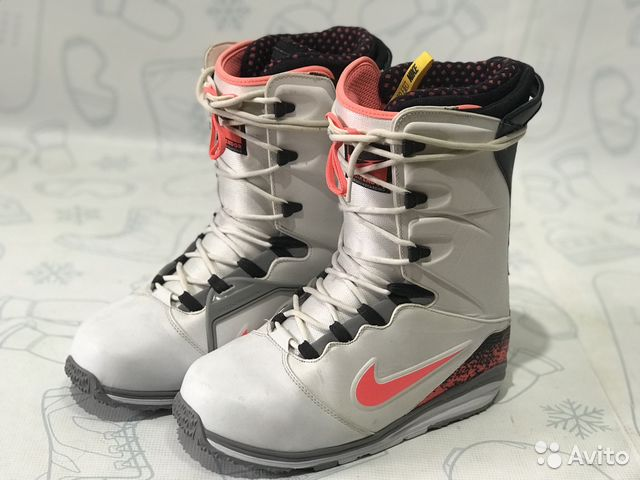 1f4d698c Сноубордические ботинки Nike 44 -45 размера   Festima.Ru ...