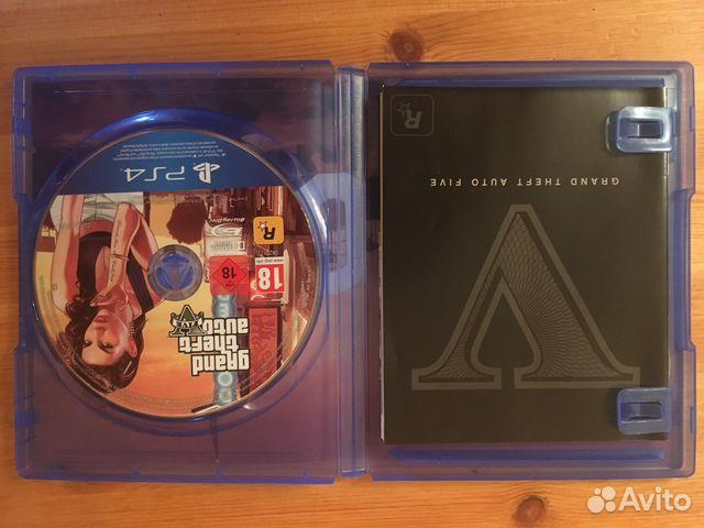 GTA5 PlayStation 4 купить 2