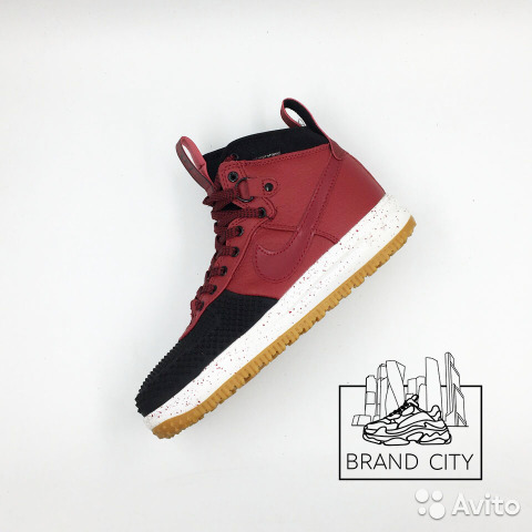 feefaad8 Nike Lunar Force 1 '17 Duckboot Red | Festima.Ru - Мониторинг объявлений