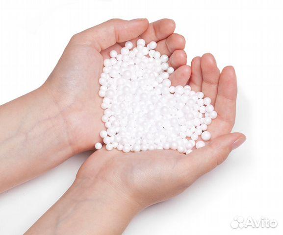 пенополистирольные гранулы