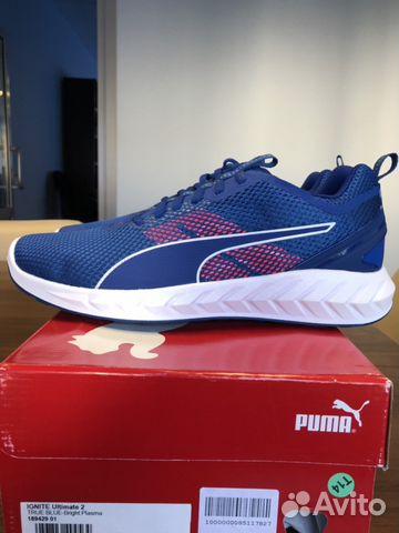Новые кроссовки Puma Ignite Ultimate 2,оригинал купить в Москве на ... a323fdefa76