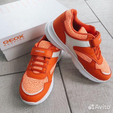 Кроссовки детские Geox 89118574509 купить 1