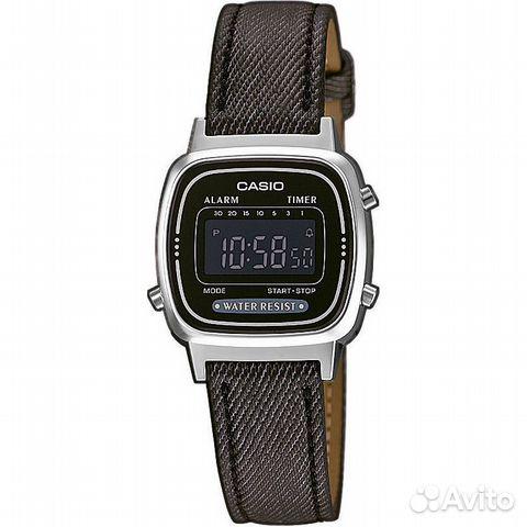 12c0c6d2 Часы Casio LA-670WEL-1B новые, в коробке   Festima.Ru - Мониторинг ...
