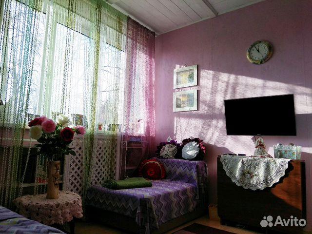 Продается двухкомнатная квартира за 3 600 000 рублей. Московская область, городской округ Домодедово, село Красный Путь, Школьная улица, 68.