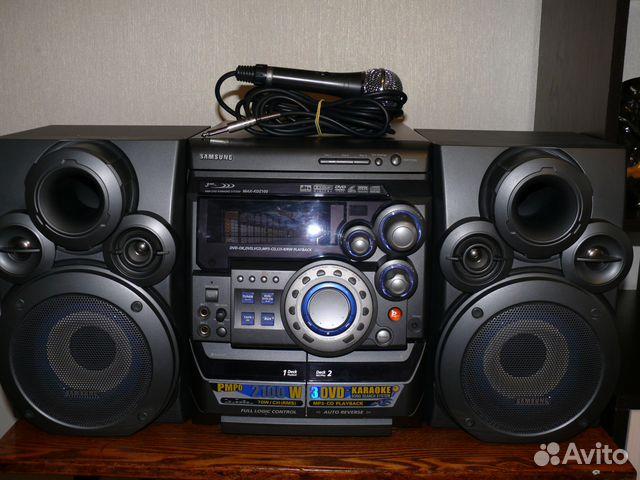 Муз. центр SAMSUNG MAX-KDZ100 с DVD и караоке   Festima.Ru ... fd55100008c