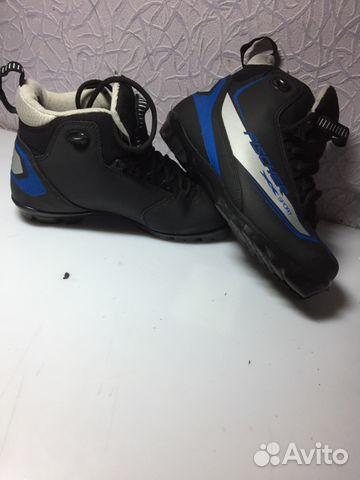 Лыжные ботинки fischer,размер 36-37 купить 4