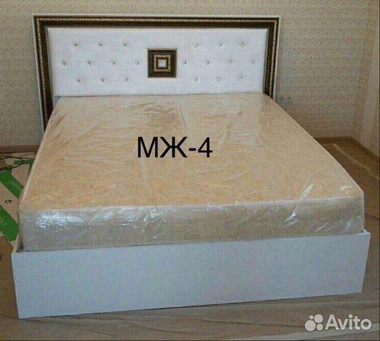 Кровать с матрасом с доставкой