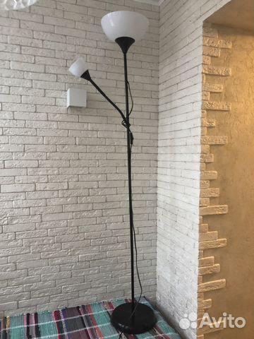 торшер напольный светильник лампа нут икеа Festimaru