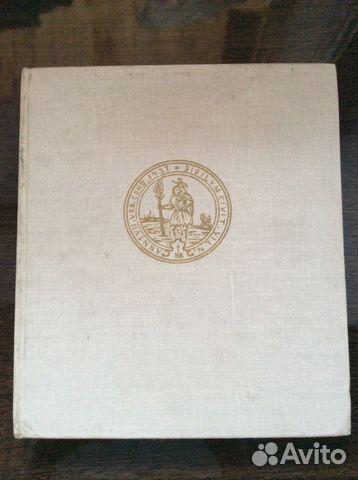 Кунчюс «Виды старого Вильнюса» 1969 89124610199 купить 1