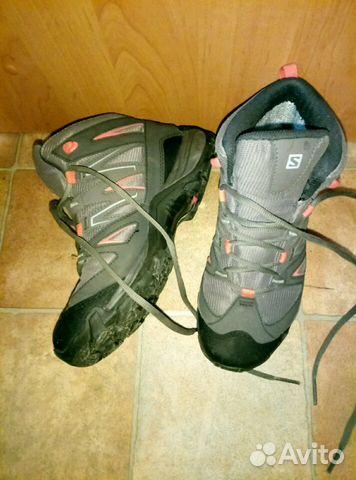 Сноубордические ботинки salomon женские зимние