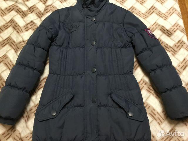 b76e0f6f56b Пальто демисезонное для девочки купить в Москве на Avito ...