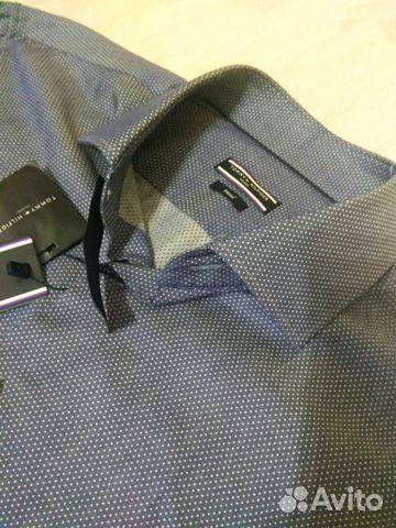 4369c7f9036 Новая оригинальная рубашка Tommy Hilfiger Tailored— фотография №1