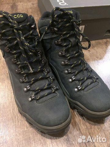 677a2086 Мужские ботинки Ecco | Festima.Ru - Мониторинг объявлений