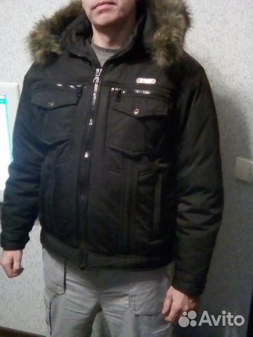 5b51f9aea2c Мужская куртка купить в Санкт-Петербурге на Avito — Объявления на ...