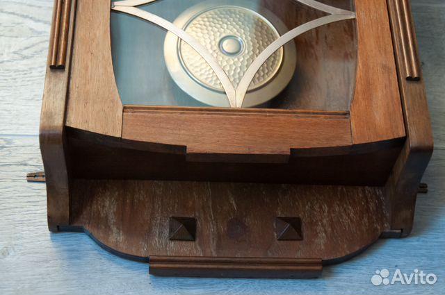 Часы настенные Gustav Becker, старинные. 1912 г купить 10