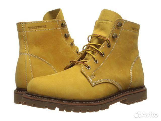 6e16d7af Ботинки мужские Wolverine Plainsman | Festima.Ru - Мониторинг объявлений