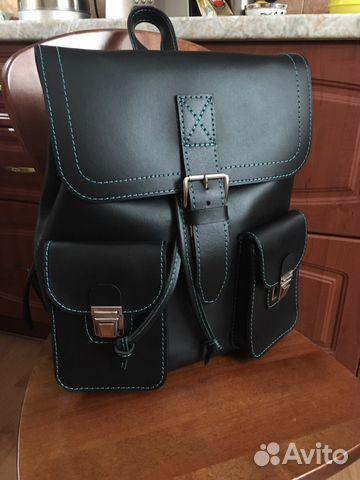 ed2c0d2704f6 Кожаный рюкзак купить в Москве на Avito — Объявления на сайте Авито