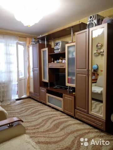 Продается однокомнатная квартира за 2 600 000 рублей. Чехов, Московская область, улица Гагарина, 122.