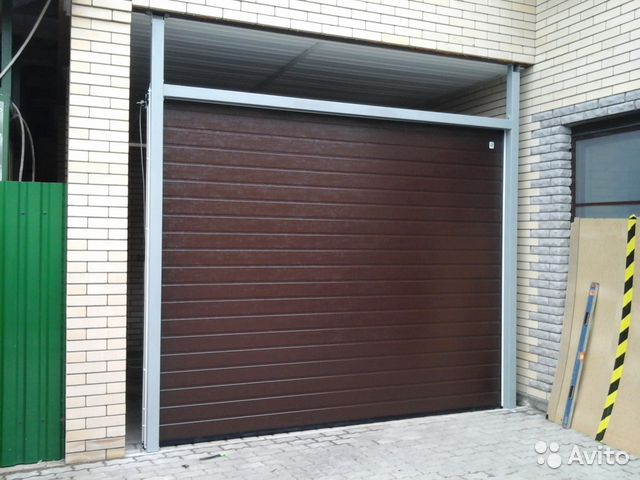 Купить ворота для гаража на авито куплю гараж в заполярном мурманской области