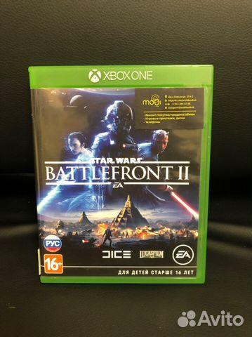 Star Wars: Battlefront II для Xbox One 89133944700 купить 1