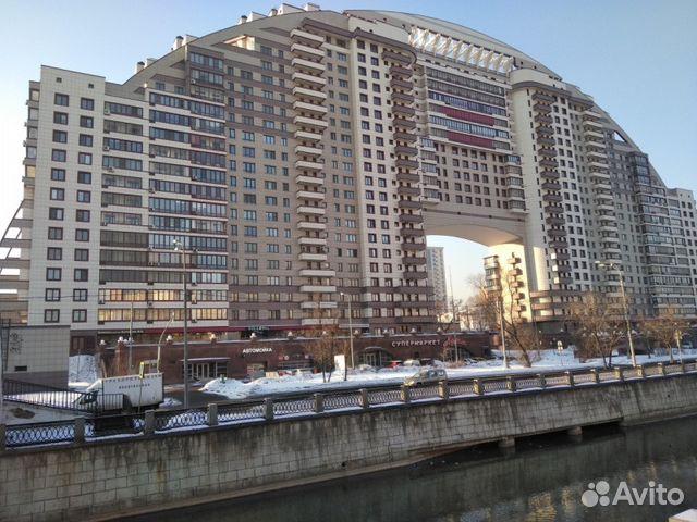 Продается четырехкомнатная квартира за 37 752 000 рублей. Россия, Москва г., проезд Попов, 4.
