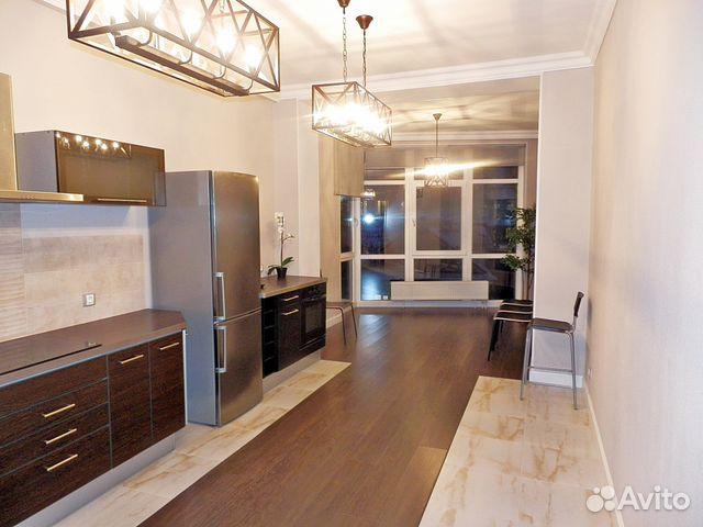 Продается четырехкомнатная квартира за 75 000 000 рублей. Москва, Троицкая улица, 8.