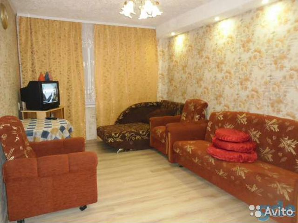 Продается однокомнатная квартира за 1 500 000 рублей. Мурманск, улица Виктора Миронова, 8.