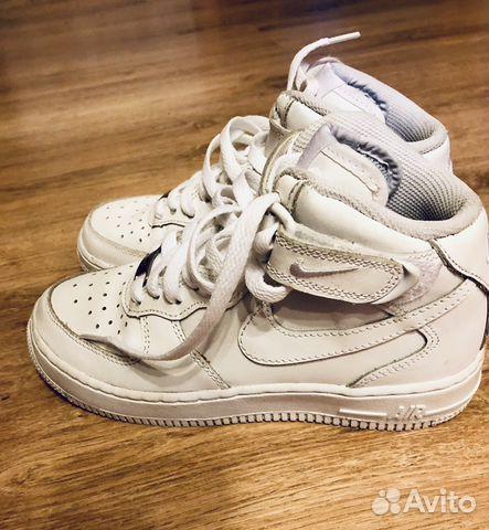 bf6361b2 Кроссовки Nike Air Force 1 купить в Санкт-Петербурге на Avito ...