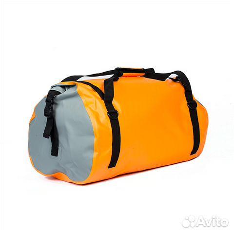 cdb22740c751 Герметичная сумка 60 литров (orange ) купить в Москве на Avito ...