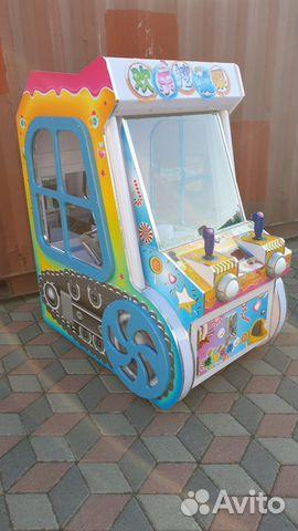 Детские игровые автоматы на подвижной платформе шансы выиграть в казино вулкан