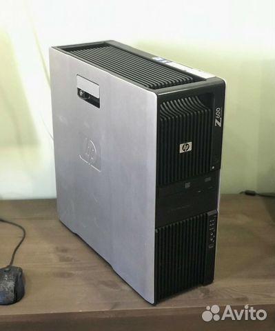 Hp Z600 Gtx 1060