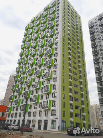 Продается двухкомнатная квартира за 6 300 000 рублей. Московская обл, г Химки, пр-кт Мельникова, д 33.