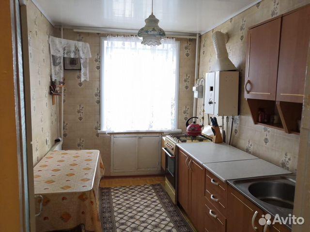 Продается двухкомнатная квартира за 1 550 000 рублей. Тамбовская обл, г Рассказово, ул Пролетарская, д 78.