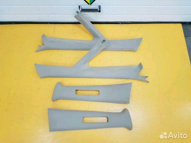 89625003353 Пластик стоек лобового стекла Nissan Presage, HU30