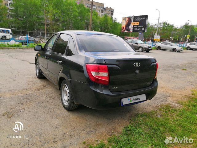 Купить ВАЗ (LADA) Гранта пробег 73 000.00 км 2012 год выпуска