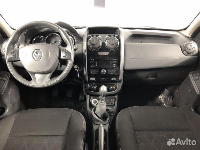 Купить Renault Duster пробег 65 717.00 км 2015 год выпуска