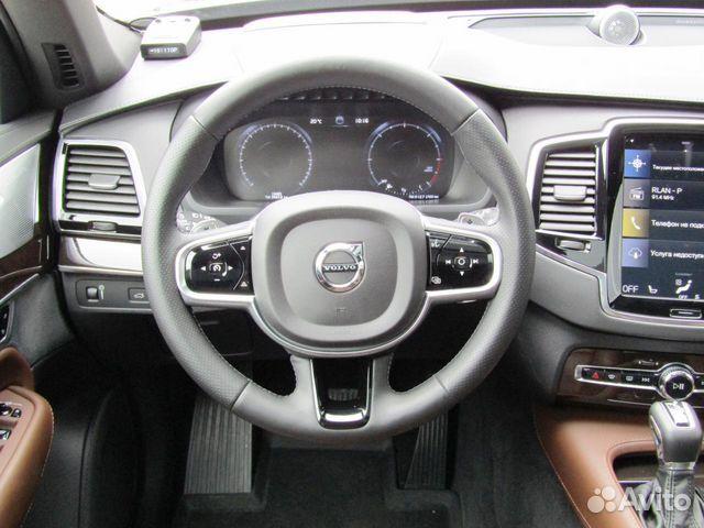 Купить Volvo XC90 пробег 10 485.00 км 2018 год выпуска