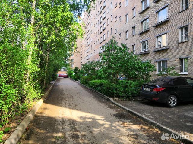 Продается двухкомнатная квартира за 4 000 000 рублей. Московская обл, г Пушкино, 2-й Некрасовский проезд.