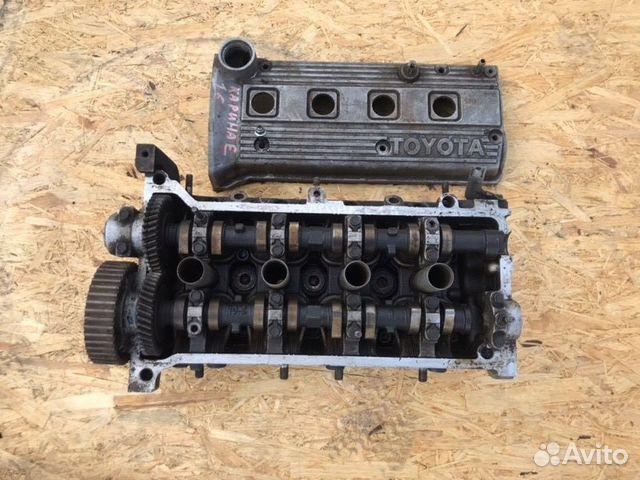 89026196331 Гбц (головка блока цилиндров ) Toyota Carina T190