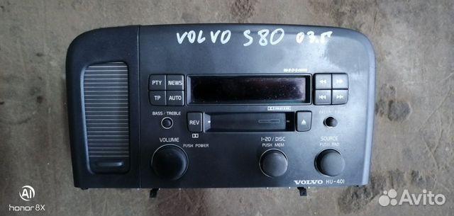 89226688886 Медиацентр (Volvo S80)
