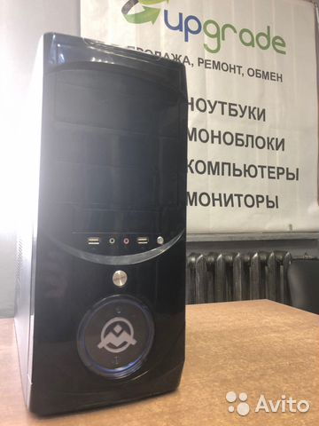 Для дома Core i3/6Gb/Gtx750TI/250Gb/400W Гарантия