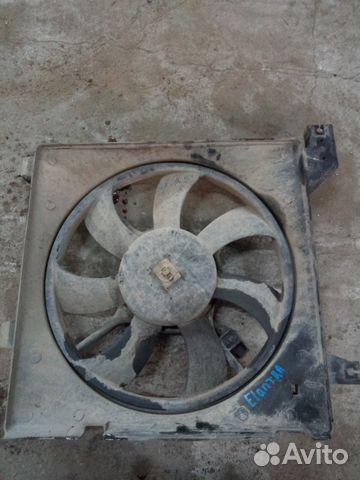 89226688886 Вентилятор радиатора охлаждения