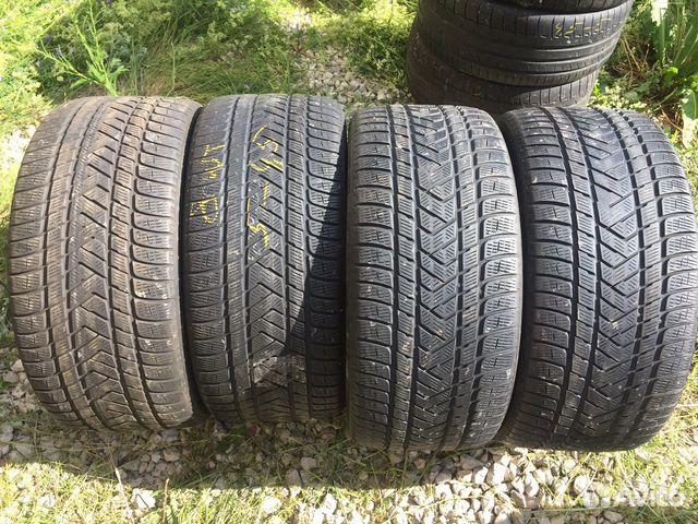 89211101675 Pirelli ScorpionW 295/35 R21