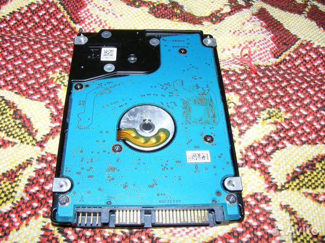 Жесткий диск для ноутбука (SATA) HDD 60 Gb