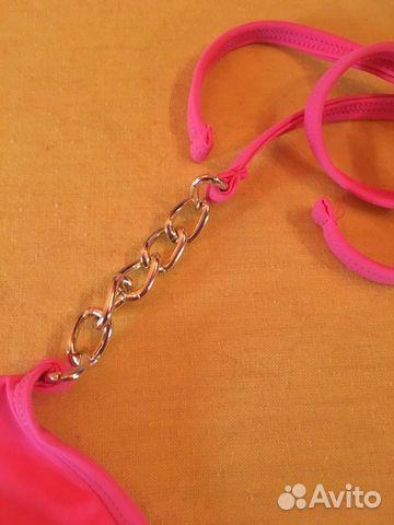 Купальник ярко-розовый 89516582007 купить 4