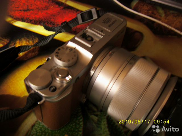 Фотоаппарат fujifilm x-A2  купить 1