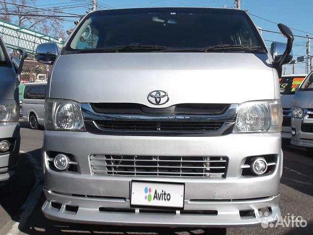 Toyota Hiace, 2009 89502827030 купить 5