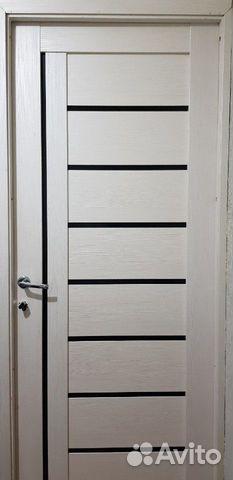 Межкомнатные двери(полотно).новые.цена за обе двер  купить 1